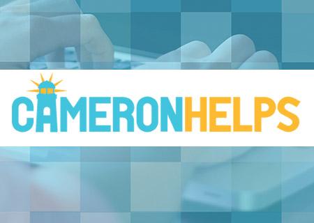 Cameron Helps